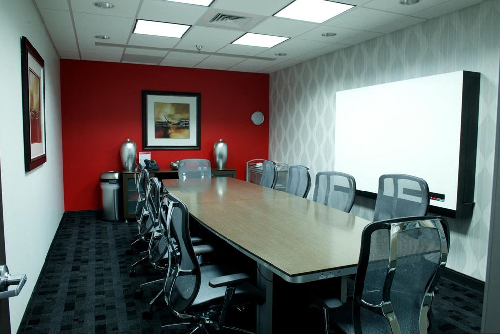 Regus | First Tennessee Plaza