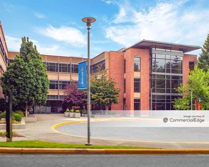 Microsoft Redwest Campus