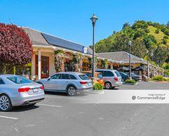 Red Hill Shopping Center - San Anselmo
