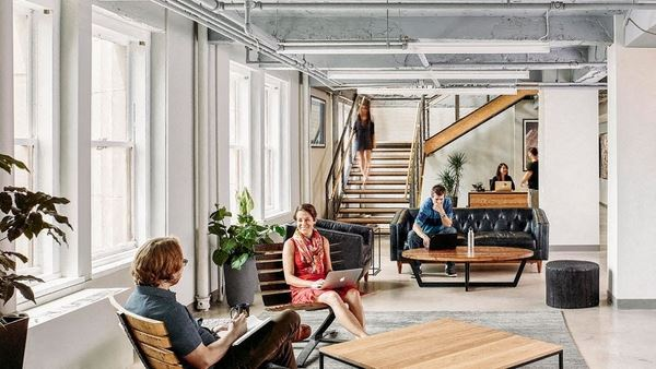 Office Freedom | S Broad Street