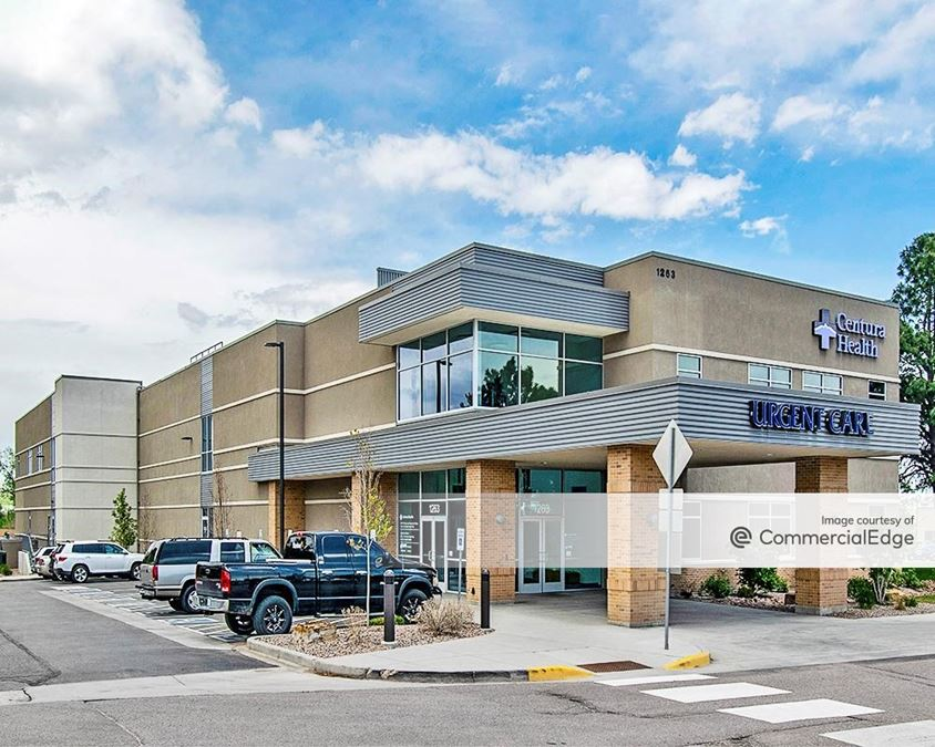 Centura Health Urgent Care -­­ Broadmoor