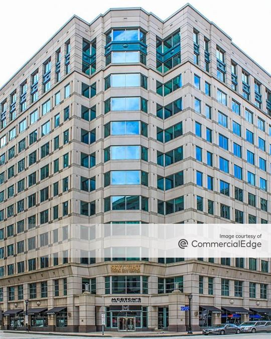Skylight Office Tower