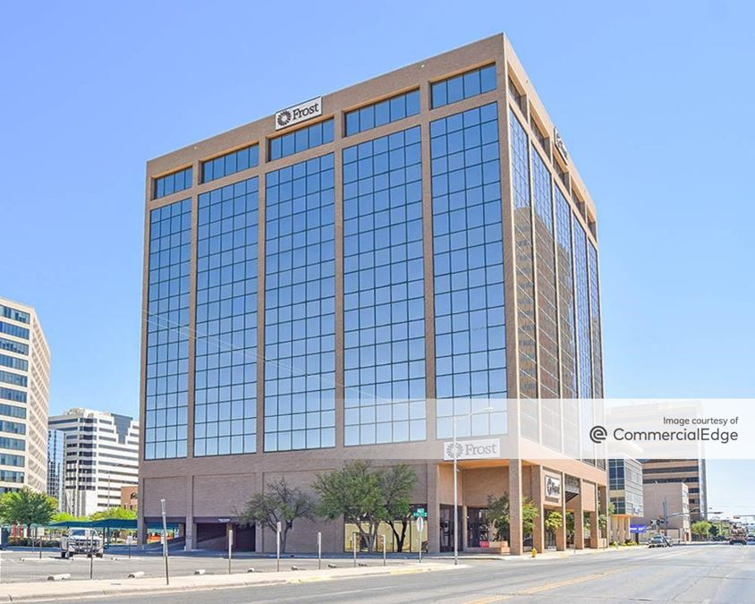 frost bank midland tx