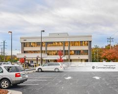 Green Valley Office Park - 600 Green Valley Road - Greensboro