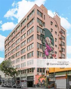 Anjac Fashion Building - Los Angeles