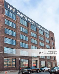 Smith Brothers Hardware Building - Columbus