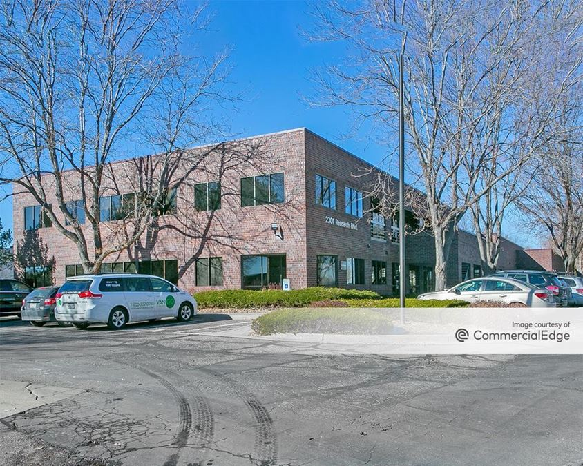 Centre for Advanced Technology - 2301 & 2401 Research Blvd