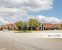 Park Huntersville - Bostick Building & Calhoun Building - Huntersville