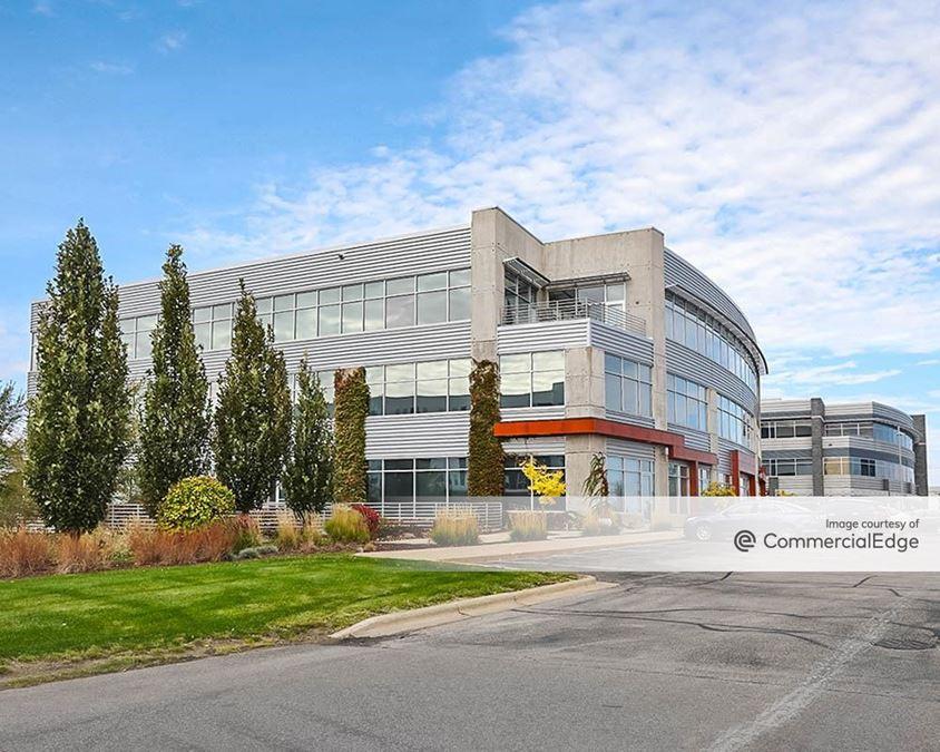Novation Campus - Summit Credit Union Building