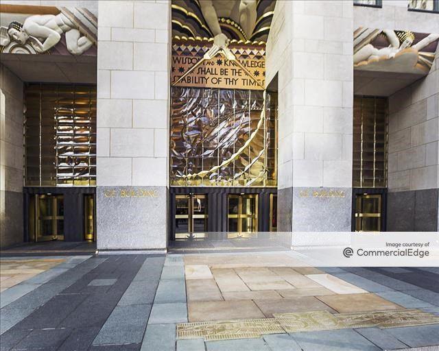 30 Rockefeller Plaza