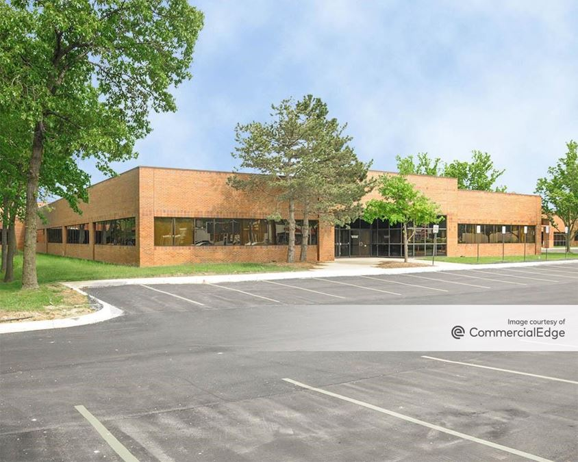 St. John Providence Corporate Services - South Building