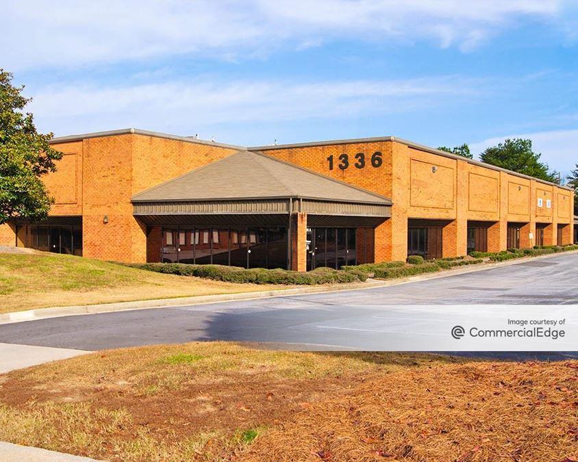 Atlanta Southern Business Park - 1286, 1310 & 1336 Citizens Pkwy