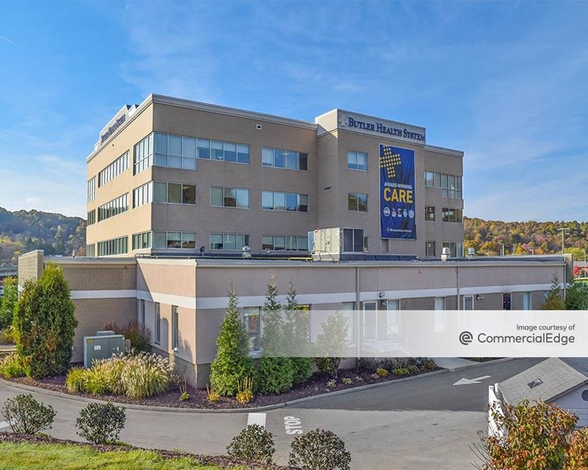 Butler Health System Crossroads Campus - 127 Oneida Valley Road