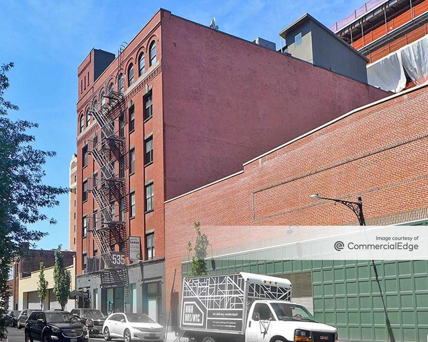 535 West 24th Street