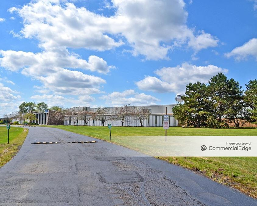Ann Arbor Business Park - 5400 South State Road