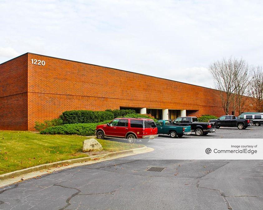 Cobb West Business Park