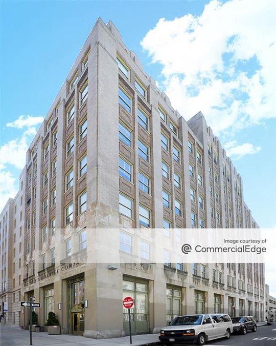 Title Guarantee Company Building