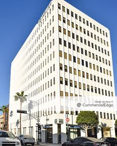 City National Bank Headquarters - Beverly Hills