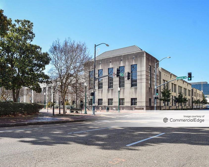 Clarion-Ledger Building