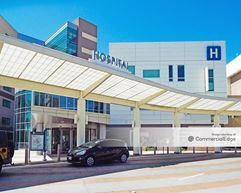 Kaiser Permanente Fontana Medical Center - Hospital Support Building - Fontana