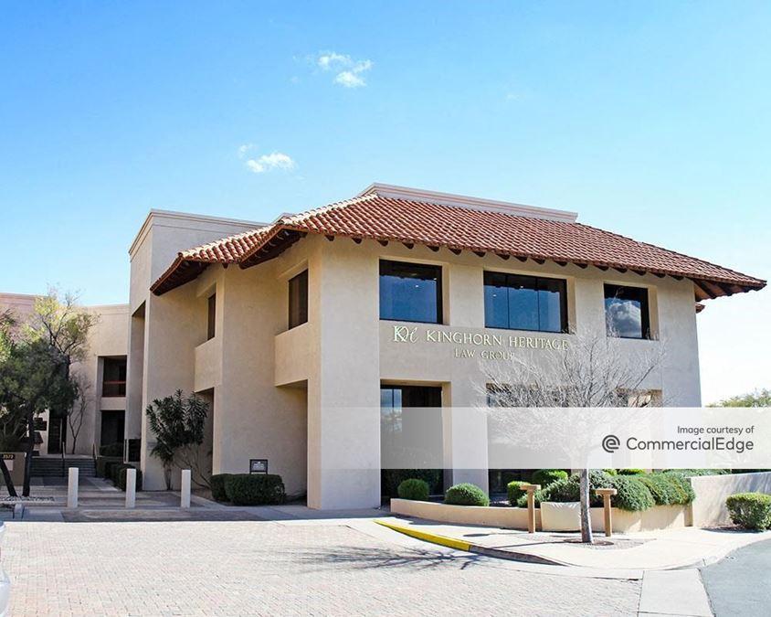 La Paloma Corporate Center - 3573 East Sunrise Drive