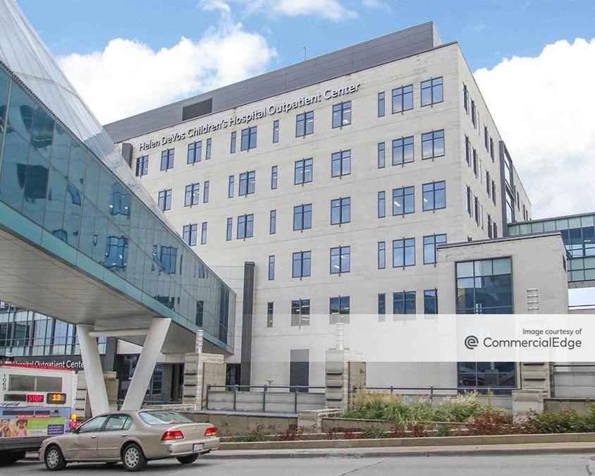 Helen DeVos Children's Hospital Outpatient Center