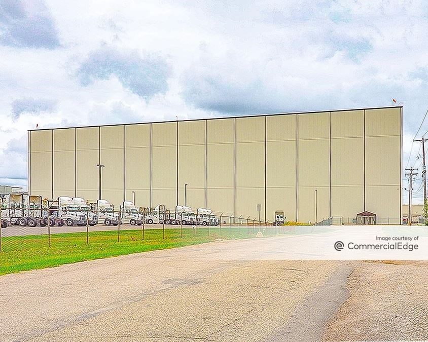 Meijer Distribution Center - 3307 South Creyts Road