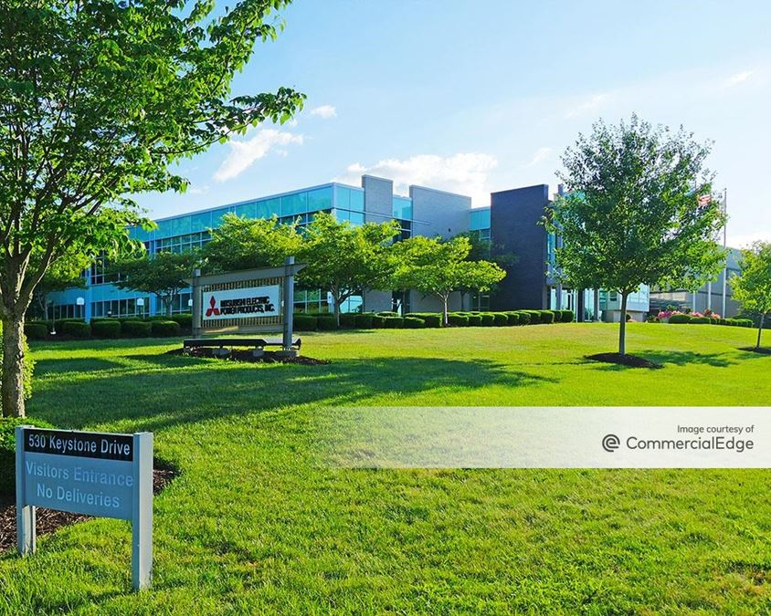 Thorn Hill Industrial Park - 530 Keystone Drive