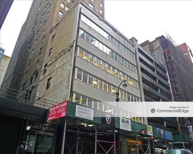 211 East 43rd Street