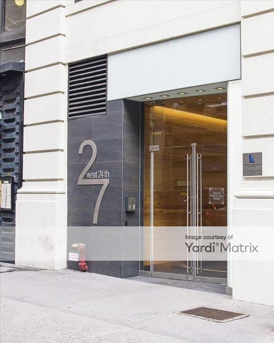 27 West 24th Street