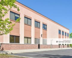The Norman Silbert Medical Arts Building - Newton