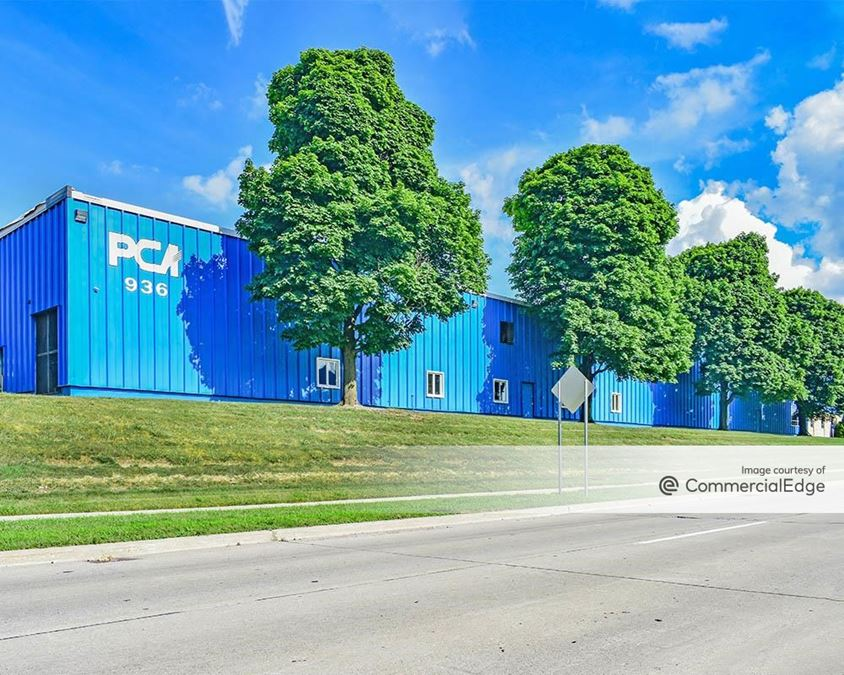 PCA Plymouth Full-Line Plant
