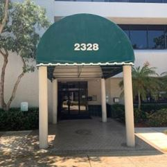 5 Offices Conference Room Reception Penthouse 2512 SF - Lake Worth