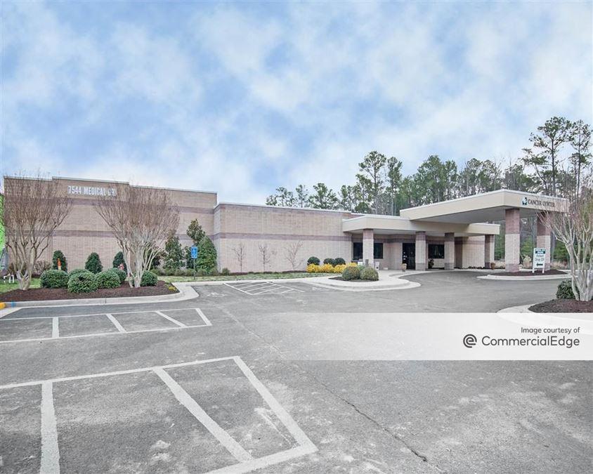 Riverside Medical Arts Building & Riverside Middle Peninsula Cancer Center