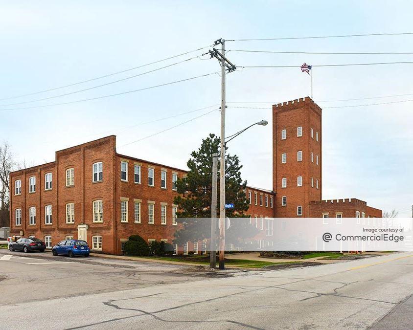 The Matchworks Building