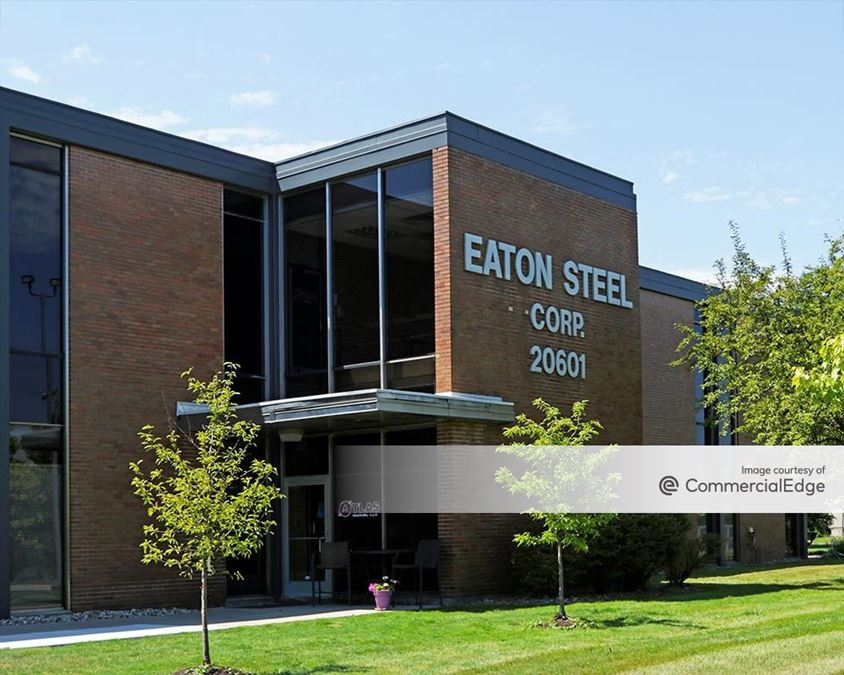 Eaton Steel Corporation - Taylor Plant