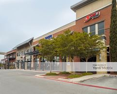 Legacy Shopping Center - San Antonio