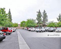 Tulare County Government Plaza - South - Porterville