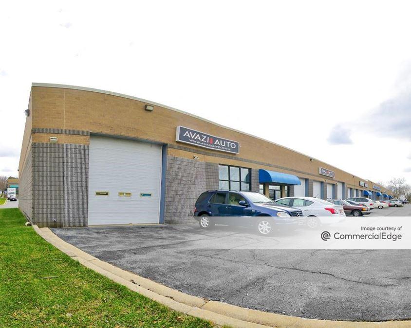 Willco Business Center - 7510 Rickenbacker Drive & 19209 & 19211 Chennault Way