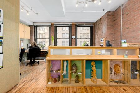 ENTIRE 6TH FLOOR OFFICE Space Photo Gallery 1