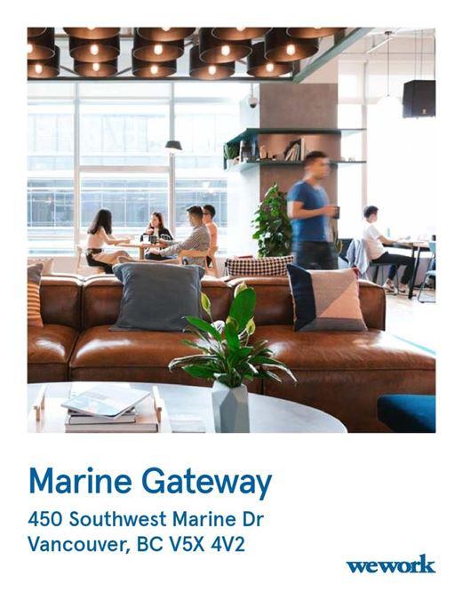 WeWork | Marine Gateway
