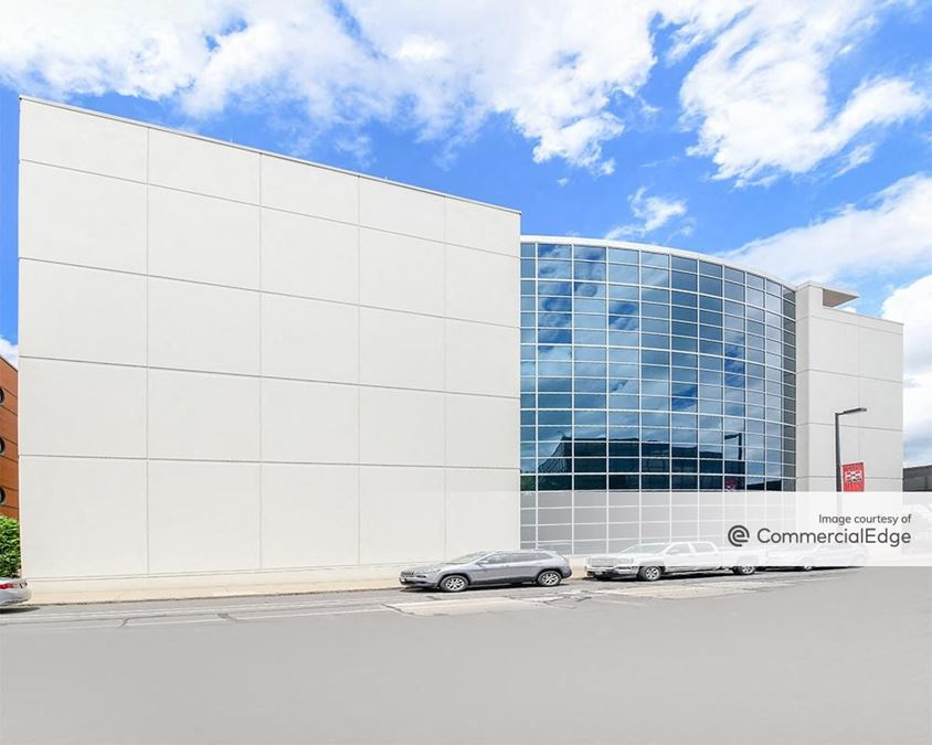 Nestlé Purina - Danforth Learning Center Office
