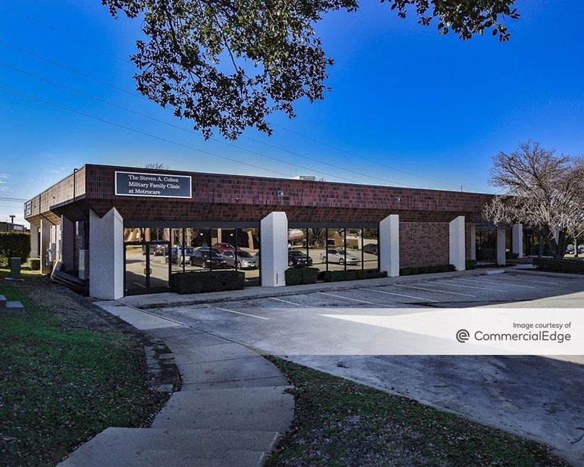 Midway Office Park - 4275 Kellway Circle & 16160 Midway Road