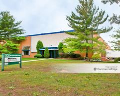 MidAtlantic Corporate Center - 551 MidAtlantic Pkwy & 1300 Metropolitan Avenue - West Deptford