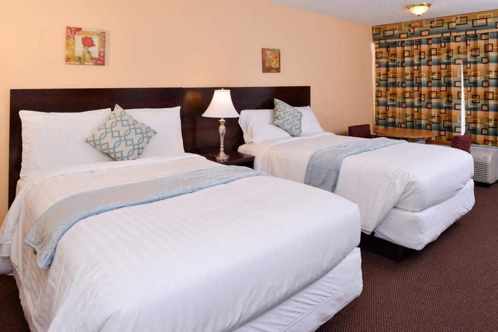 Sellers Motivated! Newly Renovated Motel in Rocky Mount, North Carolina!
