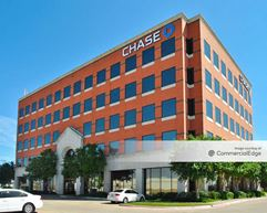 Chase Bank Building - Garland
