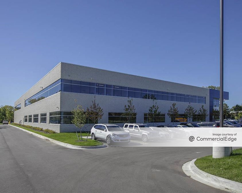 Oakland Technology Park - Hutchinson North American Headquarters