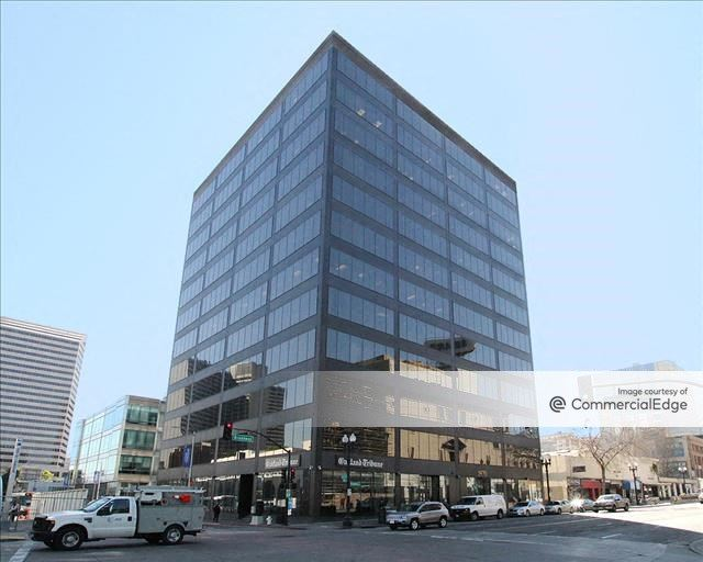 The Golden West Tower Building
