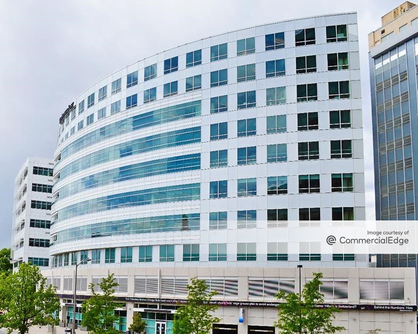 The Denver News Agency Tower