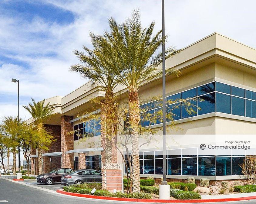 Durango Commons Business Park - 8350 South Durango Drive